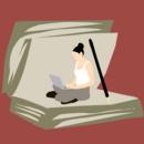 At skrive kortprosa Pixabay absorbed 2409314